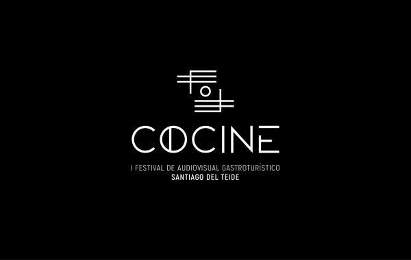 LOGOTIPO FESTIVAL COCINE