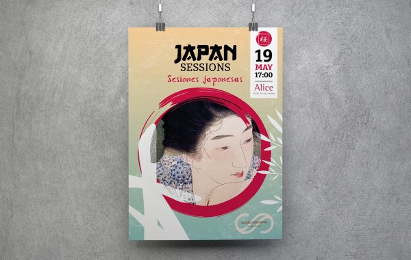 JAPAN SESSIONS POSTER